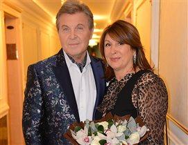 Лев Лещенко жена Ирина