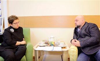 Интервью с Денисом Проценко, главврачом  инфекционной больницы в Коммунарке
