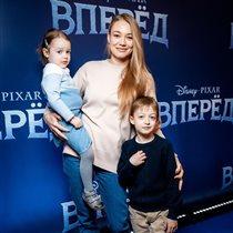 Оксана Акиньшина дети