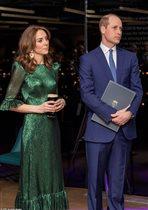 Кейт Миддлтон принц Уильям 2020 Ирландия