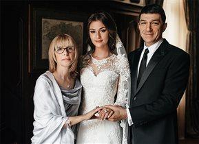 Вера Глаголева дочь Анастасия Шубская свадьба