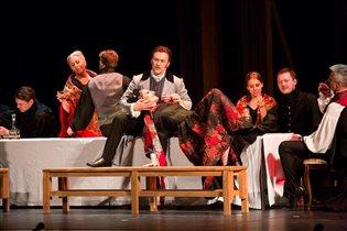 Опера «Пушкин» на сцене Театра Новая опера