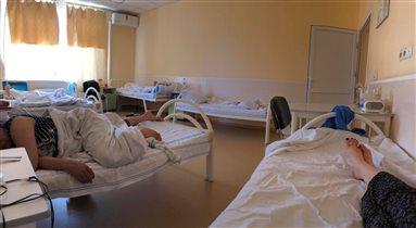 Коронавирус симптомы больные в Москве