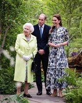 Королева Елизавета: первый день рождения на карантине