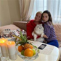 Анастасия Волочкова дочь Ариадна