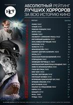30 лучших хорроров за всю историю кино