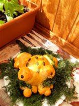 Хлебная жаба