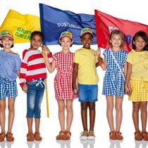 Новая коллекция для детей Spring Time от United Colors of Benetton