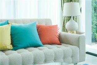 Популярные имена диванов и салатов - статистика Google
