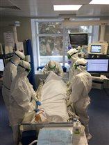 Реаниматолог: как и зачем крутят пациентов с ковидом в реанимации
