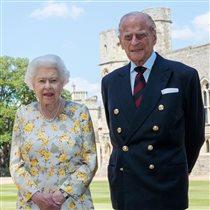 Муж королевы Елизаветы празднует 99-летие: 'Как будто в нём живёт Волан-де-Морт'