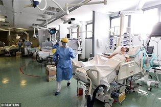 Русский из Италии: 'Тревожат тяжелые случаи среди молодых пациентов, многие в реанимации'