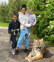 Ксения Бородина отметила 11-летие дочери: 'В разгар праздника случился апокалипсис'