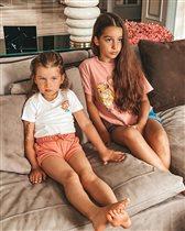 Ксения Бородина: 'Дочек свинками не назову, но сами ничего не делают. Вам дети помогают по дому?'