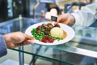 Фрикадельки IKEA: теперь экодельки - из горохового белка, овсянки, яблок и картофеля