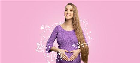 Бесплатный вебинар «Я буду мамой» сети клиник 'Медок'