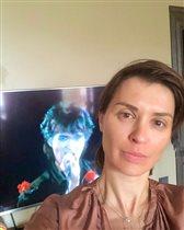 42-летняя Ирина Муромцева: 'В наше время музыка была круче, фильмы умнее и тоньше, люди добрее'