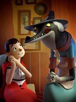 Анимационный фильм 'Сказки Серого Волка' - скоро на экранах!