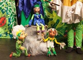 Московский детский театр марионеток открывает новый театральный сезон