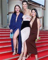 Горбачёва, Шпица, Толстоганова - лучшие платья открытия 'Кинотавра'-2020: 'Голливуд отдыхает!'