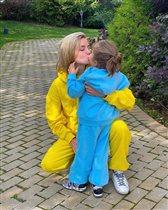 Дочь Полины Гагариной в детском саду как рыба в воде, а Юлия Ковальчук свою пожалела