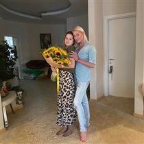 Анастасия Волочкова: 15-летняя дочь дружна с новой избранницей отца