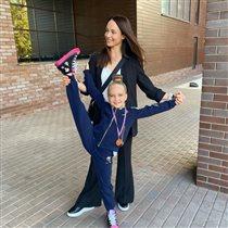 Анна Снаткина и дочка-гимнастка: 'У Вероники уже 11 медалей'