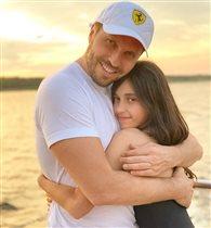 Александр Ревва - 13 лет дочери: 'Сашуля, это абсолютное счастье!'