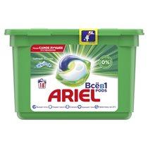Новые капсулы для стирки Ariel PODs «Всё в 1» с технологией Purezyme