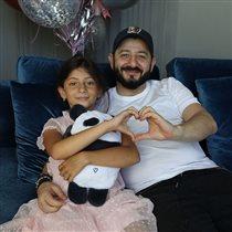 Михаил Галустян - 10 лет старшей дочери Эстелле: 'Спасибо, папундрик!'
