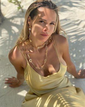 Мария Горбань озадачила соцсети роскошной грудью