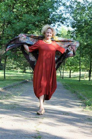 Платье  Жан и Параскева 48-50-52
