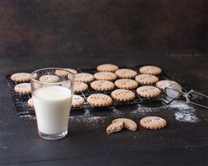 Печенье с гречневой мукой